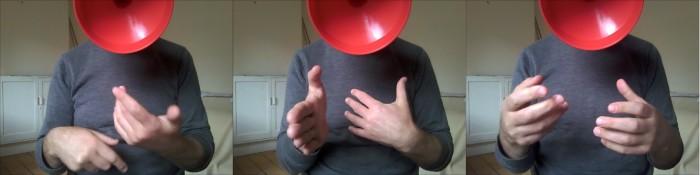 funnel head gestures